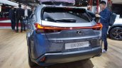 2018 Paris Motor Show Images 2019 Lexus Ux Rear 2