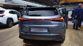 2018 Paris Motor Show Images 2019 Lexus Ux Rear