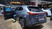 2018 Paris Motor Show Images 2019 Lexus Ux Rear Th