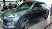 2018 Paris Motor Show Images 2019 Seat Tarraco Fro