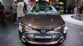 2018 Paris Motor Show Images 2019 Toyota Corolla T