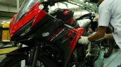 2019 Honda Cbr150r Abs Victory Black Red Left Fron
