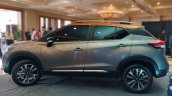 Indian Spec Nissan Kicks Left Side