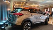 Indian Spec Nissan Kicks Rear Three Quarters