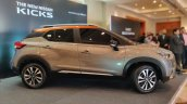 Indian Spec Nissan Kicks Right Side