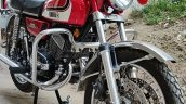 Modified Yamaha Rd350 Disc Brakes And Abs Right Fr