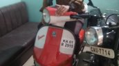 Vespa Lml Pulse Painted Dr Jeswant Thomas 11
