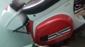 Vespa Lml Pulse Painted Dr Jeswant Thomas Side Pan