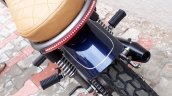 Hero Splendor Modified Cafe Racer Aero Customs Tai