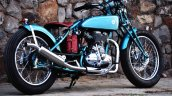 Royal Enfield Classic 500 Modified Into Vintage Ha