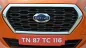 2018 Datsun Go Facelift Front Grille