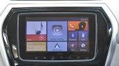 2018 Datsun Go Facelift Infotainment System