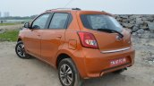 2018 Datsun Go Facelift Rear Three Quarters Left S