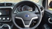 2018 Datsun Go Facelift Steering Wheel