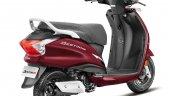 Hero Destini Launched In India Noble Red Right Rea