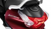 Hero Destini Launched In India Tail Light