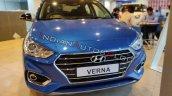 2018 Hyundai Verna Anniversary Edition Front 1