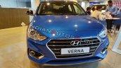 2018 Hyundai Verna Anniversary Edition Front 2