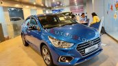 2018 Hyundai Verna Anniversary Edition Front Three