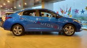 2018 Hyundai Verna Anniversary Edition Side Profil