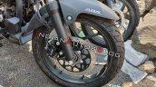 Suzuki Intruder Sp Live Images Front Wheel And Bra