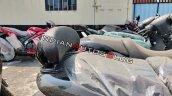 Suzuki Intruder Sp Live Images Pillion Back Rest