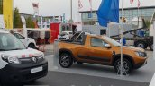 2018 Dacia Duster Pickup At Iaa 2018