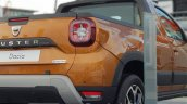 2018 Dacia Duster Pickup Tail Lamp