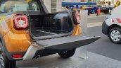 2018 Dacia Duster Pickup Tailgate Opening