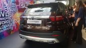 2019 Ford Territory Rear Three Quarters Brazil