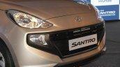 2019 Hyundai Santro Front Facia