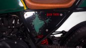 Royal Enfield Himalayan Modified Cafe Racer Side P