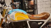 Royal Enfield Himalayan Rooster Trike Fuel Tank An
