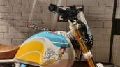 Royal Enfield Himalayan Rooster Trike Fuel Tank Ri
