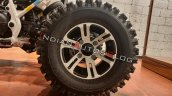 Royal Enfield Himalayan Rooster Trike Rear Alloy W