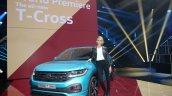 Vw T Cross World Premierre