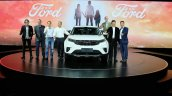 2019 Ford Territory Front China Debut