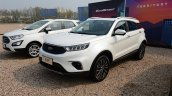 2019 Ford Territory With Ford Ecosport