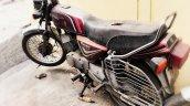Kawasaki Bajaj 125 Rtz Restored By Vivek Before