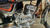 Kawasaki Bajaj 125 Rtz Restored By Vivek Engine