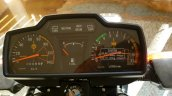 Kawasaki Bajaj 125 Rtz Restored By Vivek Instrumen