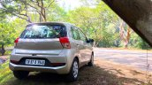 2018 Hyundai Santro Review Images Rear Three Quart
