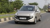 2019 Hyundai Santro Review Images Front Three Quar