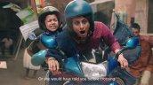 Ceat Tyres Kamla Ad Scooter Rider
