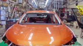 Tata Harrier Production Pune Assembly Line
