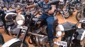 Yezdi 250 Classic Ii Dr Thomas At Ride Event 2