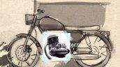 Jawa 300 Classic Flat Tracker