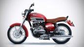 Jawa 300 Classic Roadster Motorcycle 2018