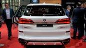 2019 Bmw X5 Rear At 2018 Paris Auto Show