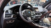 2019 Bmw X5 Steering At 2018 Paris Auto Show